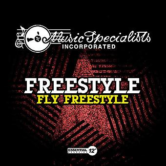 Freestyle - Fly Freestyle USA import