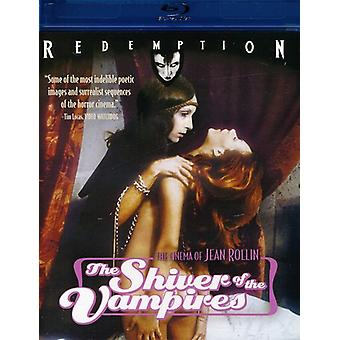 Shiver of the Vampires [BLU-RAY] USA import