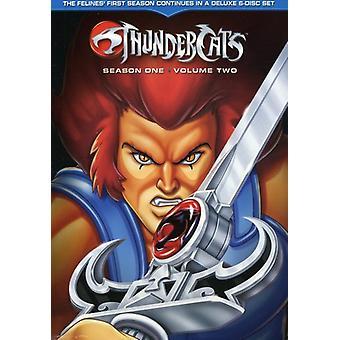 Thundercats: Vol. 2-Staffel 1 [DVD] USA importieren