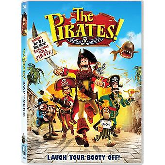 Pirater! Band av Misfits [DVD] USA import