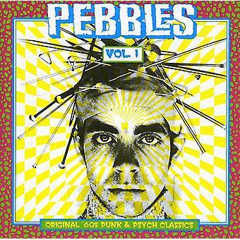 Pebbles - Pebbles: Vol. 1 [CD] USA import