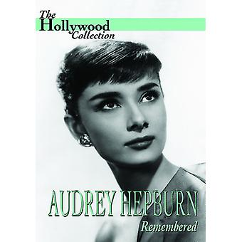 Audrey Hepburn - Audrey Hepburn Remembered [DVD] USA import