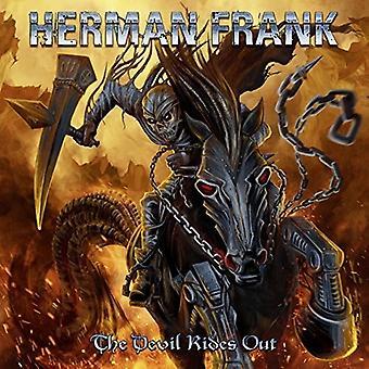 Herman Frank - Devil Rides Out [Vinyl] USA import