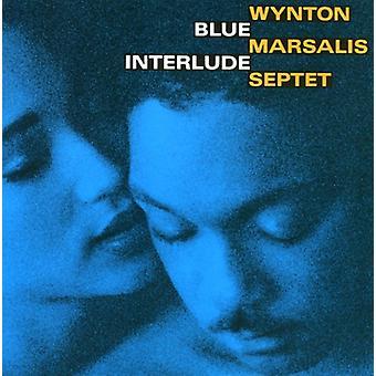 Wynton Marsalis - blauwe Interlude [CD] USA import