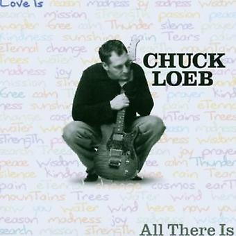 Chuck Loeb - importation USA Love Is All There Is [CD]