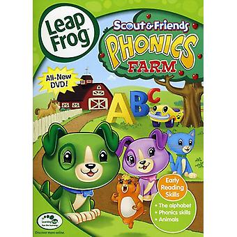 Phonics Farm [DVD] USA import