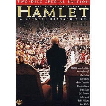 Hamlet (1996) [DVD] USA import