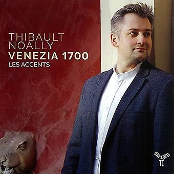 ティボ Noally - ヴェネツィア 1700 [CD] アメリカ インポートします。