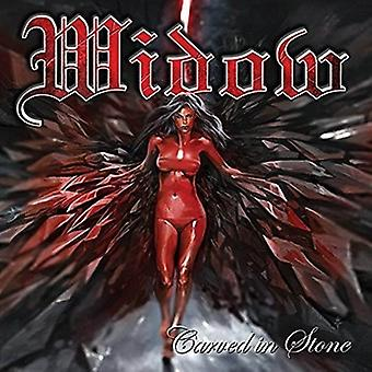 Widow - Carved in Stone [CD] USA import