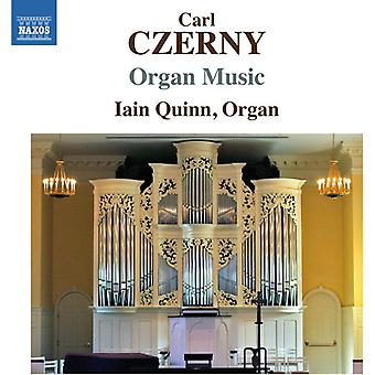 Czerny / Quinn - Organ Music [CD] USA import