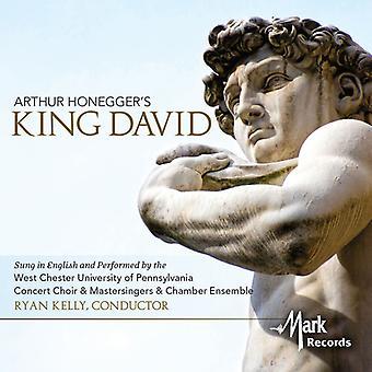 Honegger / West Chester University of Pennsylvania - King David [CD] USA import