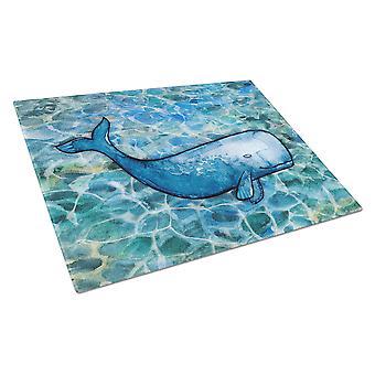 كارولين الكنوز BB5354LCB الحيوانات المنوية الحوت كاتشالوت المجلس قطع الزجاج الكبيرة