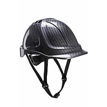 Portwest - Site sécurité Workwear Endurance carbone Look casque casque gris