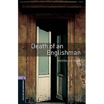 Oxford Bookworms Library Level 4 Death of an Englishman by Magdalen Nabb & Diane Mowat