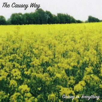Causey Weg - Causey vs. alles [CD] USA import