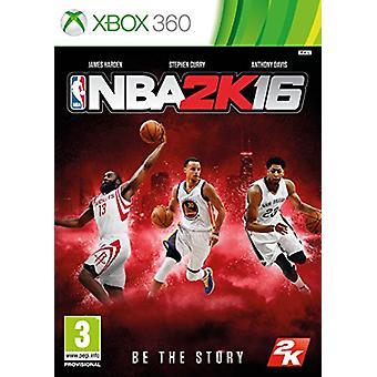 NBA 2K16 (Xbox 360) - Som ny
