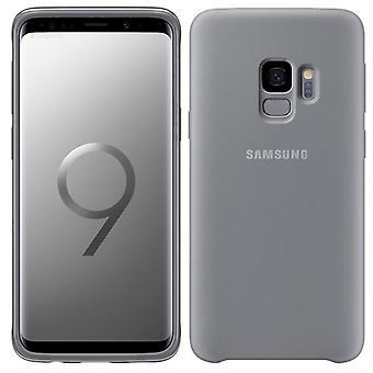 Samsung silikon dekke EF PG960TJEGWW for Galaxy S9 G960F bag ermet tilfelle grå
