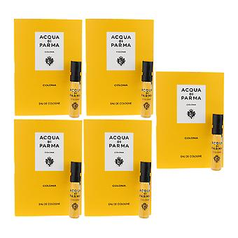Acqua Di Parma 'Colonia' Eau De Cologne 0.05oz/1.5ml Vial On Card (Pack Of 5)