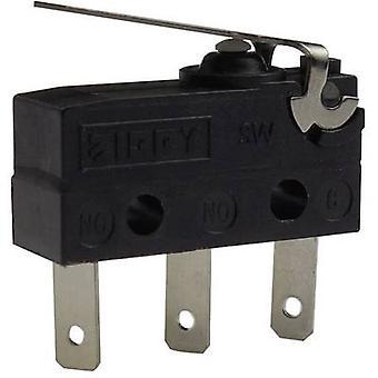 Zippy Microswitch SW-05S-01B0-Z 250 V AC 6 A IP67 momentary 1 pc(s)
