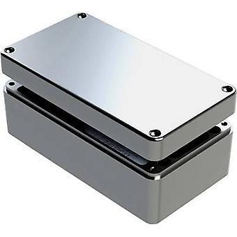 Recintos de Deltron 487-221208A-68 Caja Universal 220 x 120 x 80 aluminio gris 1 PC