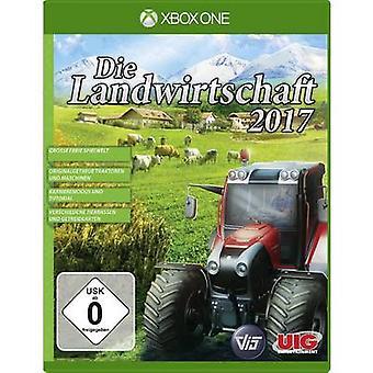 Sterven Landwirtschaft 2017 Xbox One USK: 0