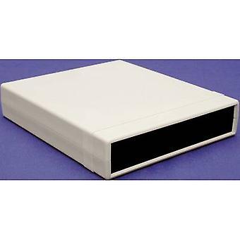 Hammond Electronics 1598EBK Instrument casing 160 x 160 x 86 Polystyrene (EPS) Black 1 pc(s)