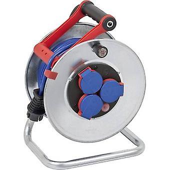 Brennenstuhl 1199850 kabel hjul 25 m blå PG plug