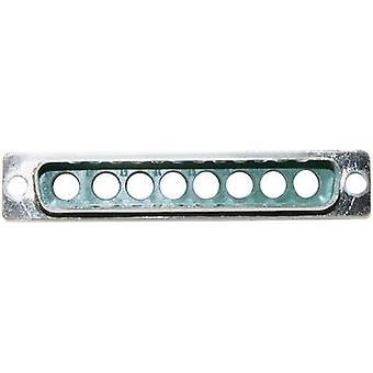 Conec 3008W8PXX99A10X D-SUB hybrid 180 ° Soldering 1 pc(s)