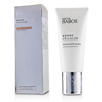 Babor Doctor Babor Refine Cellular 3d Cellulite Lotion - 200ml/6.7oz