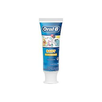Oral B vauva hammastahna 0-2 vuotta