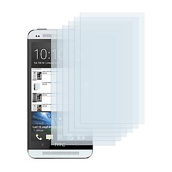 8 X Screen Protector Htc One Protector
