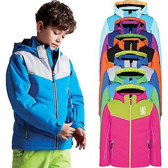 Dare 2 b Boys & Mädchen Tusk II wasserdichte robuste Ski Jacke