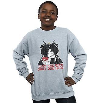 Disney Boys Snow White Just One Bite Sweatshirt