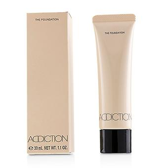 Addiction The Foundation Spf 12 - # 007 (honey Beige) - 30ml/1.1oz