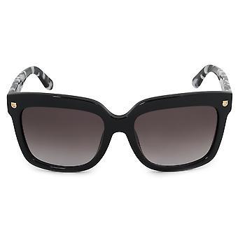 Salvatore Ferragamo Square Sunglasses SF676S 001 55