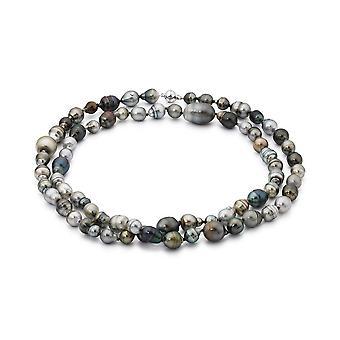 Adriana Tahiti pearls necklace Stella di Notte N3