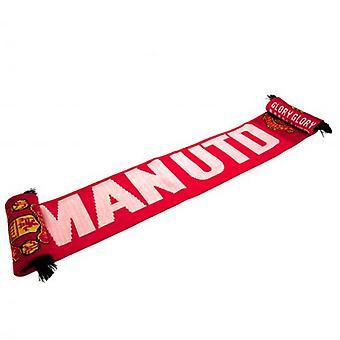 Manchester United Scarf GG