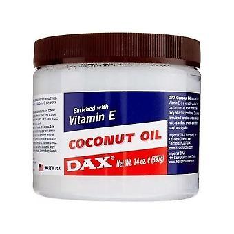 Olio di cocco di DAX con vitamina E 397g