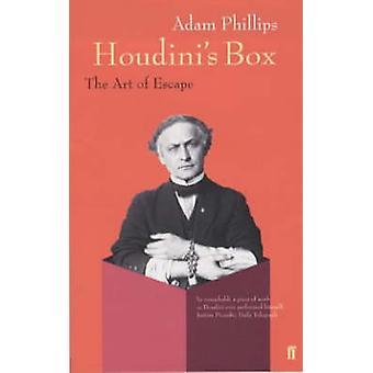 Caja de Houdini - el arte de la fuga (principal) por Adam Phillips - 9780571206