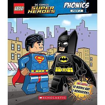 LEGO DC Superheroes - Phonics samlingsbox 2 av Quinlan B. Lee - 9781407180