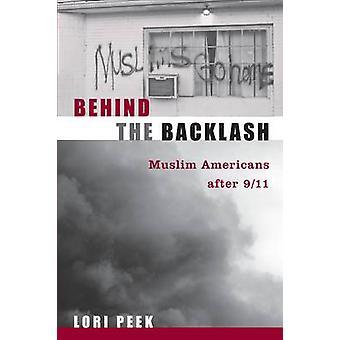 Bakom motreaktion - Muslim amerikaner efter 9/11 av Lori A. Peek - 97