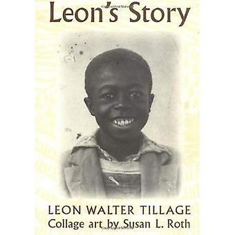 Leonin tarina (Sunburst kirjat)