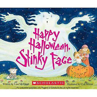 Happy Halloween, stinkande ansikte