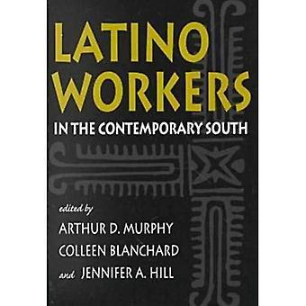 Latino arbeiders in het hedendaagse zuiden, Vol. 34