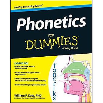 Phonetik für Dummies