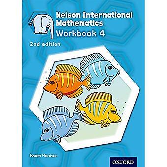 Nelson internationella matematik 2: a upplagan arbetsbok 4