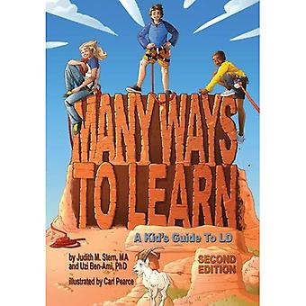 Many Ways to Learn: A Kid's Guide to Understanding LD