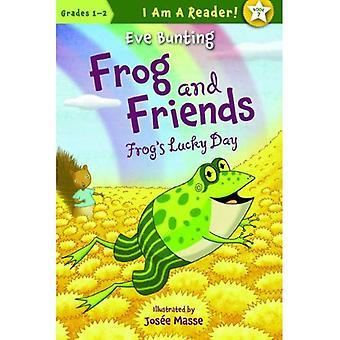 Jour de chance de la grenouille (Frog et amis)