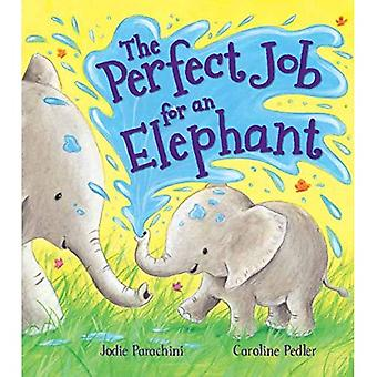 Heure du conte: Le travail parfait pour un éléphant