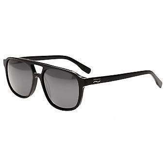 Simplificar Torres polarizado gafas de sol - negro/negro